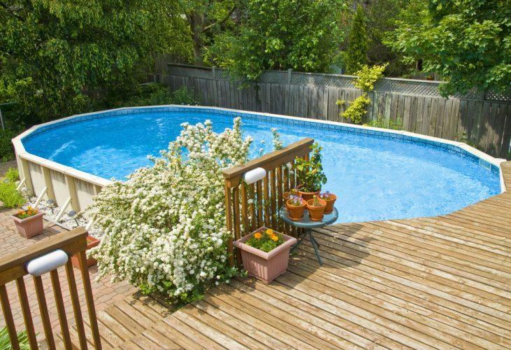 above ground pool maintenance