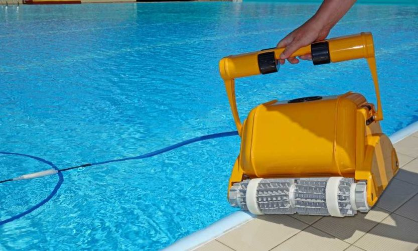 How to Use Robotic Pool Cleaners