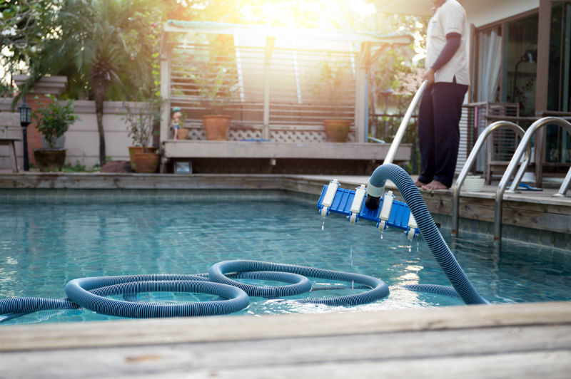 swimming pool vacuum